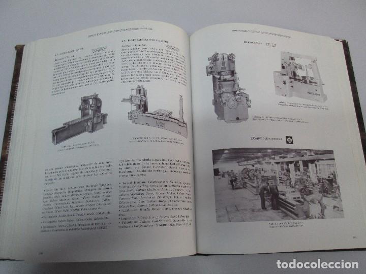 Libros de segunda mano: MAQUINAS Y HOMBRES. GUIA HISTORICA. MAKINAK ETA GIZAKIA. PATXI ALDABALDETRECU. 2000. VER FOTOS - Foto 34 - 83909732