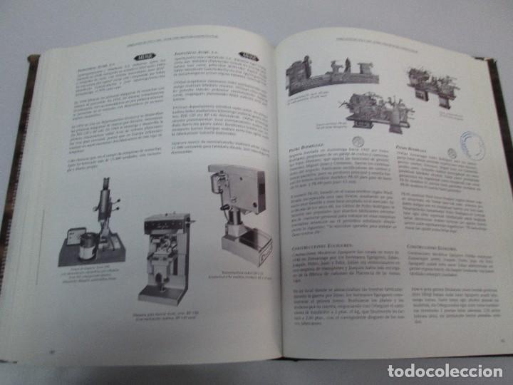Libros de segunda mano: MAQUINAS Y HOMBRES. GUIA HISTORICA. MAKINAK ETA GIZAKIA. PATXI ALDABALDETRECU. 2000. VER FOTOS - Foto 35 - 83909732