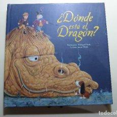 Libros de segunda mano: ¿DONDE ESTA EL DRAGON?. Lote 84193616