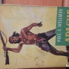 Libros de segunda mano: APACHE PAUL WELLMAN 1954. Lote 84507096