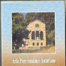 Libros de segunda mano: ARTE PRERROMÁNICO ASTURIANO. NIETO ALCAIDE,VÍCTOR. A-LASTUR-0013. Lote 84587304