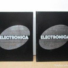 Libros de segunda mano: ELECTRONICA.NUEVA LENTE. 2 TOMOS 1 Y 2. Lote 84669556