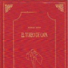 Libros de segunda mano: EL TOREO DE CAPA. RYAN, ROBERT. FACSI-083. Lote 84755144