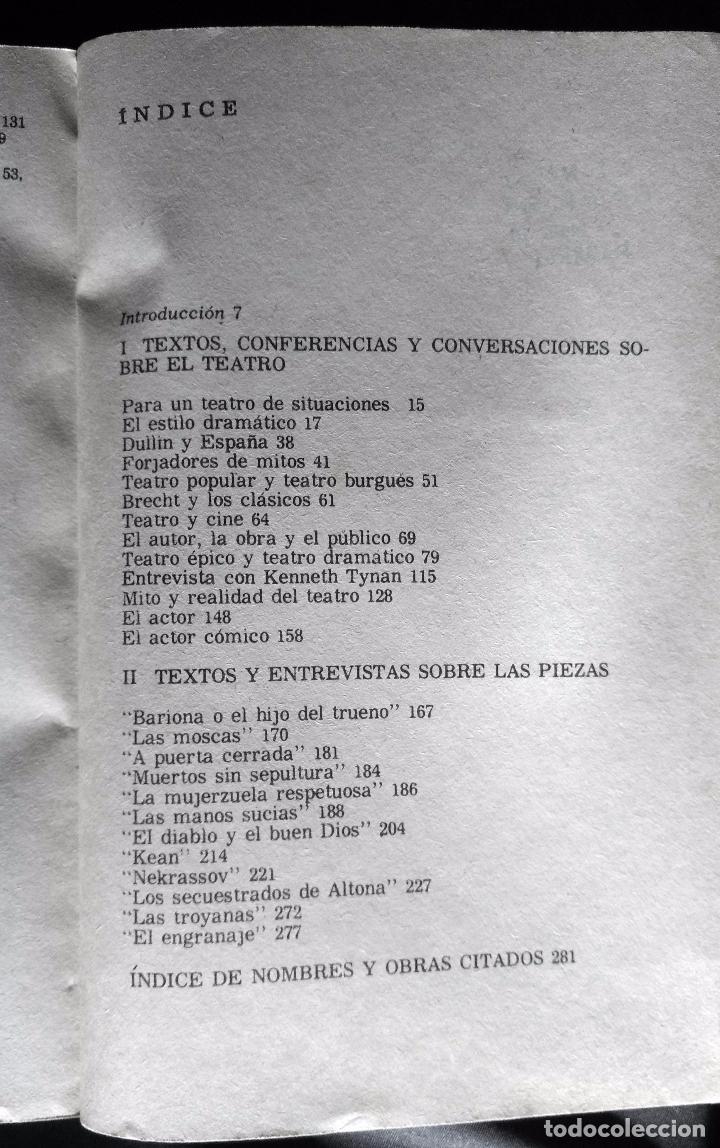A Puerta Cerrada Comic Porno Todocoleccion un teatro de situaciones | jean-paul sartre | losada 1979 (1ª ediciÓn)