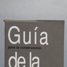 Libros de segunda mano: GUIA DE LA MADERA. PARA LA CONSTRUCCION EL DISEÑO Y LA DECORACION. Lote 84989648