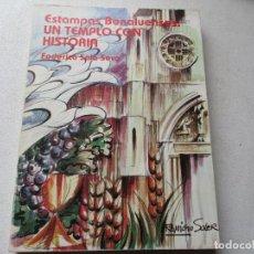 Libros de segunda mano: ESTAMPAS BENALUENSES: UN TEMPLO CON HISTORIA, FEDERICO SALA SEVA-18 DE MARZO DE 1983. Lote 85014904