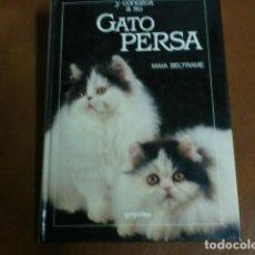 Libros de segunda mano: LIBRO: GATO PERSA DE MAIA BELTRAME.- ED- GRIJALBO. Lote 85077648