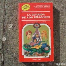 Libros de segunda mano: ELIGE TU PROPIA AVENTURA - LA GUARIDA DE LOS DRAGONES. Lote 238303810
