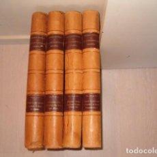 Libros de segunda mano: FIGURAS CUMBRES DEL ARTE CONTEMPORÁNEO ESPAÑOL. DIECINUEVE VOLÚMENES EN CUATRO TOMOS. RM80249.. Lote 85186780