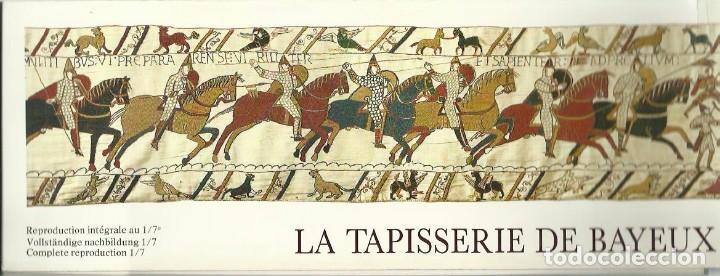 La Tapisserie De Bayeux Reproduction Integrale Sold Through
