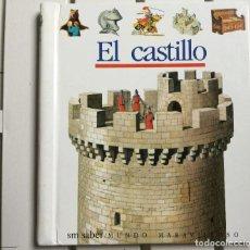 Libros de segunda mano: EL CASTILLO/MILLET. GALLIMARD. SM. MUNDO MARAVILLOSO. Lote 85391608