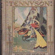 Libros de segunda mano: COLECCION ARALUCE HISTORIAS DE TENNYSON. Lote 85416664