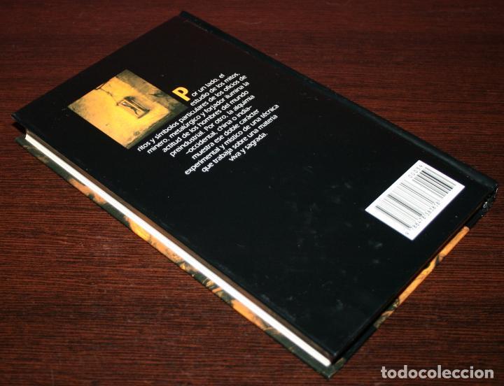 Libros de segunda mano: MIRCEA ELIADE - HERREROS Y ALQUIMISTAS - BIB. TEM. ALIANZA Nº 39 - DEL PRADO - 1994 - Foto 3 - 85470560