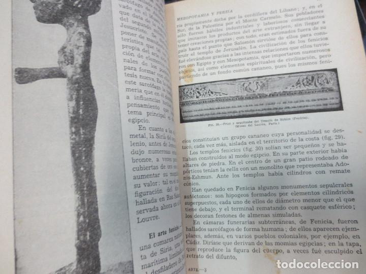 Libros de segunda mano: HISTORIA DEL ARTE J. F. RAFOLS EDIT RAMON SOPENA AÑO 1954 - Foto 3 - 85499420