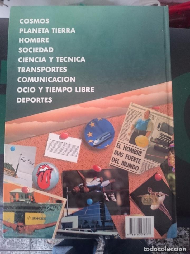 Libros de segunda mano: LIBRO MUNDIAL DE LOS RECORDS 1991 - Foto 2 - 85552452