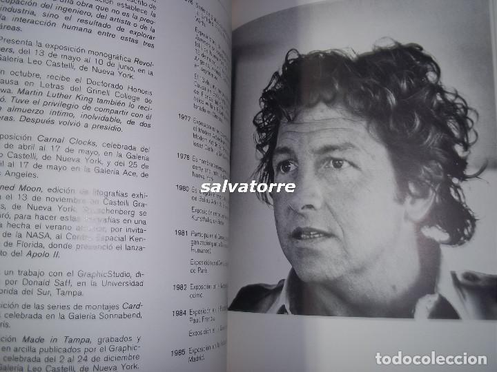 Libros de segunda mano: RAUSCHENBERG.FUNDACION JUAN MARCH.1995. - Foto 3 - 85572828