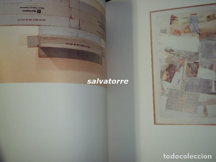 Libros de segunda mano: RAUSCHENBERG.FUNDACION JUAN MARCH.1995. - Foto 5 - 85572828