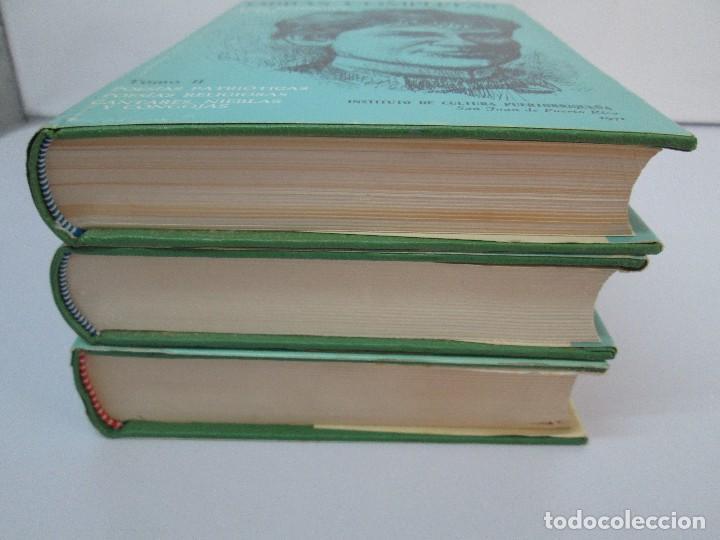 Libros de segunda mano: LOLA RODRIGUEZ DE TIO. OBRAS COMPLETAS. TOMO II-IV Y V. VER FOTOGRAFIAS ADJUNTAS - Foto 3 - 85784908