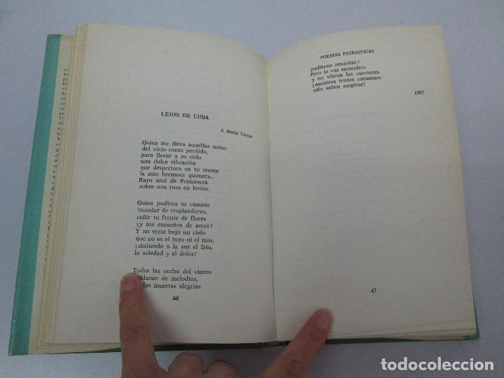 Libros de segunda mano: LOLA RODRIGUEZ DE TIO. OBRAS COMPLETAS. TOMO II-IV Y V. VER FOTOGRAFIAS ADJUNTAS - Foto 11 - 85784908