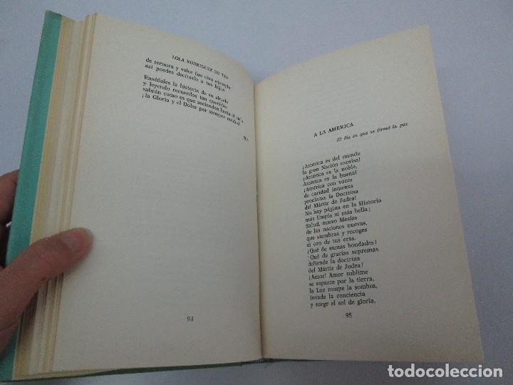 Libros de segunda mano: LOLA RODRIGUEZ DE TIO. OBRAS COMPLETAS. TOMO II-IV Y V. VER FOTOGRAFIAS ADJUNTAS - Foto 12 - 85784908