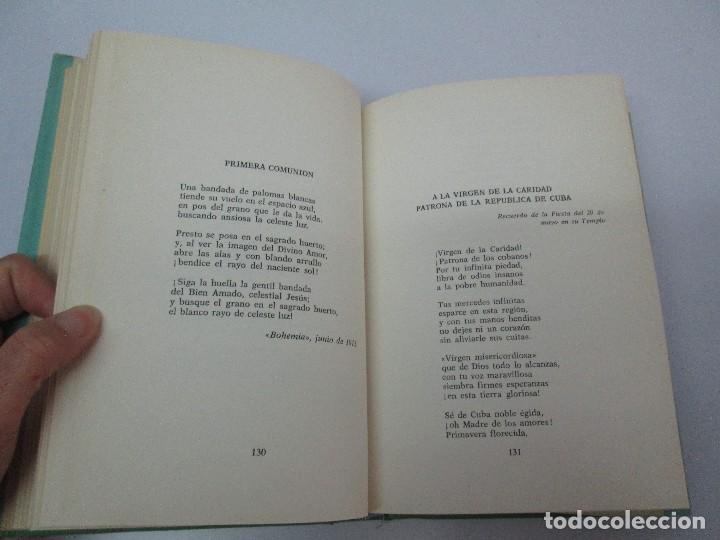 Libros de segunda mano: LOLA RODRIGUEZ DE TIO. OBRAS COMPLETAS. TOMO II-IV Y V. VER FOTOGRAFIAS ADJUNTAS - Foto 13 - 85784908