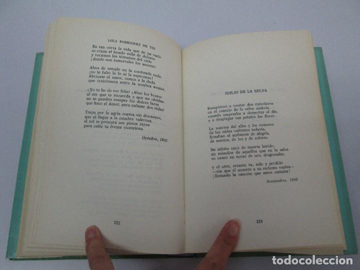 Libros de segunda mano: LOLA RODRIGUEZ DE TIO. OBRAS COMPLETAS. TOMO II-IV Y V. VER FOTOGRAFIAS ADJUNTAS - Foto 14 - 85784908