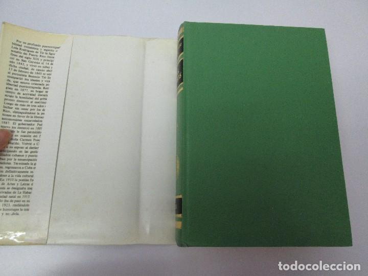 Libros de segunda mano: LOLA RODRIGUEZ DE TIO. OBRAS COMPLETAS. TOMO II-IV Y V. VER FOTOGRAFIAS ADJUNTAS - Foto 34 - 85784908
