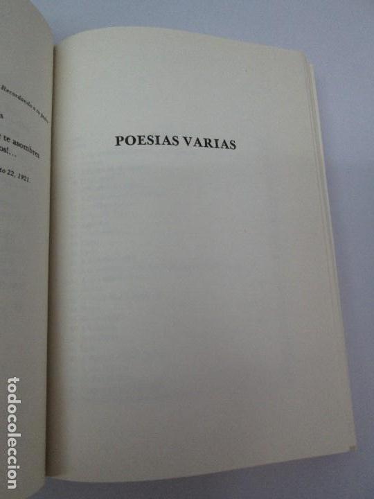 Libros de segunda mano: LOLA RODRIGUEZ DE TIO. OBRAS COMPLETAS. TOMO II-IV Y V. VER FOTOGRAFIAS ADJUNTAS - Foto 39 - 85784908