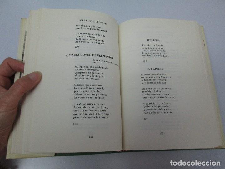 Libros de segunda mano: LOLA RODRIGUEZ DE TIO. OBRAS COMPLETAS. TOMO II-IV Y V. VER FOTOGRAFIAS ADJUNTAS - Foto 44 - 85784908