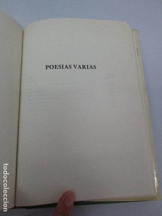 Libros de segunda mano: LOLA RODRIGUEZ DE TIO. OBRAS COMPLETAS. TOMO II-IV Y V. VER FOTOGRAFIAS ADJUNTAS - Foto 48 - 85784908