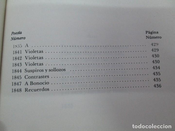 Libros de segunda mano: LOLA RODRIGUEZ DE TIO. OBRAS COMPLETAS. TOMO II-IV Y V. VER FOTOGRAFIAS ADJUNTAS - Foto 49 - 85784908