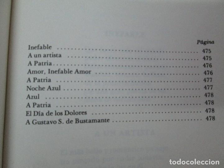 Libros de segunda mano: LOLA RODRIGUEZ DE TIO. OBRAS COMPLETAS. TOMO II-IV Y V. VER FOTOGRAFIAS ADJUNTAS - Foto 56 - 85784908