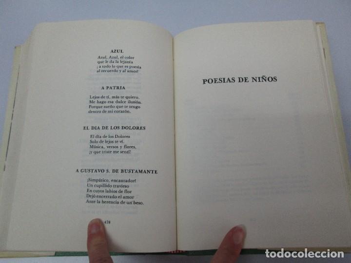 Libros de segunda mano: LOLA RODRIGUEZ DE TIO. OBRAS COMPLETAS. TOMO II-IV Y V. VER FOTOGRAFIAS ADJUNTAS - Foto 57 - 85784908