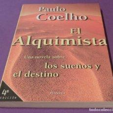 Libros de segunda mano: EL ALQUIMISTA - PAULO COELHO. Lote 85819464