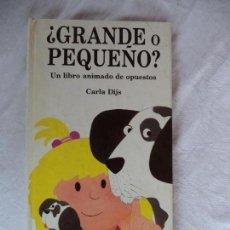 Libros de segunda mano: LIBRO POP UP. Lote 85897072
