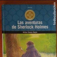 Libros de segunda mano: LAS AVENTURAS DE SHERLOCK HOLMES ARTHUR CONAN DOYLE. Lote 85899176