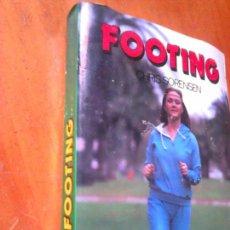 Libros de segunda mano: LIBRO,FOOTING,CHRIS SORENSEN,AÑO 1991. Lote 86049092