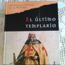 Libros de segunda mano: EL ULTIMO TEMPLARIO -- EDWARD BURMAN. Lote 86061992
