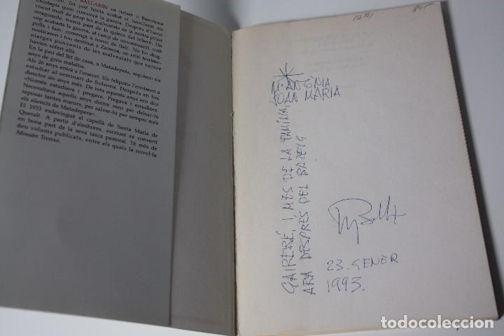 Libros de segunda mano: EL LOIOLA I EL SEUS (BALLARIN) DEDICATORIA AUTÓGRAFO AUTOR (1991) - Foto 3 - 86285168