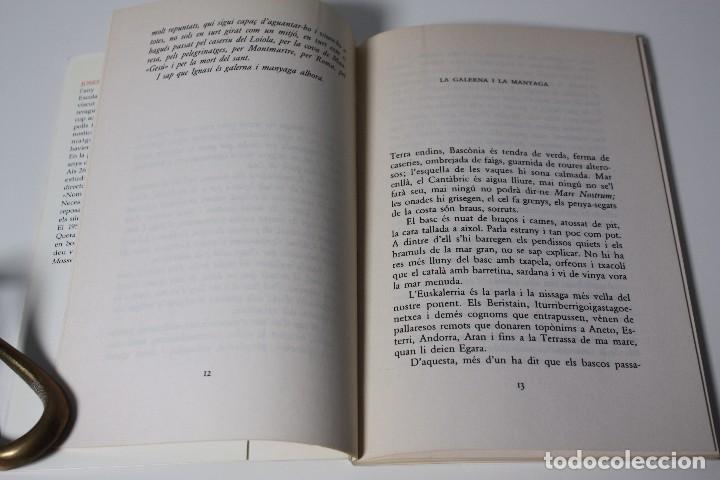 Libros de segunda mano: EL LOIOLA I EL SEUS (BALLARIN) DEDICATORIA AUTÓGRAFO AUTOR (1991) - Foto 6 - 86285168