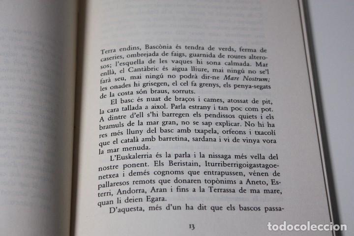 Libros de segunda mano: EL LOIOLA I EL SEUS (BALLARIN) DEDICATORIA AUTÓGRAFO AUTOR (1991) - Foto 7 - 86285168
