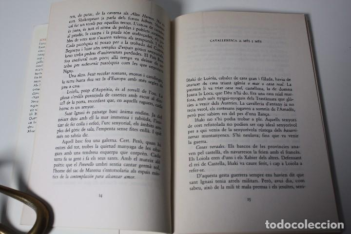 Libros de segunda mano: EL LOIOLA I EL SEUS (BALLARIN) DEDICATORIA AUTÓGRAFO AUTOR (1991) - Foto 8 - 86285168