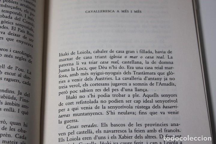 Libros de segunda mano: EL LOIOLA I EL SEUS (BALLARIN) DEDICATORIA AUTÓGRAFO AUTOR (1991) - Foto 9 - 86285168
