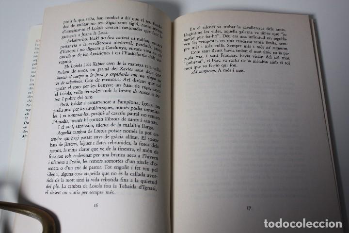 Libros de segunda mano: EL LOIOLA I EL SEUS (BALLARIN) DEDICATORIA AUTÓGRAFO AUTOR (1991) - Foto 10 - 86285168