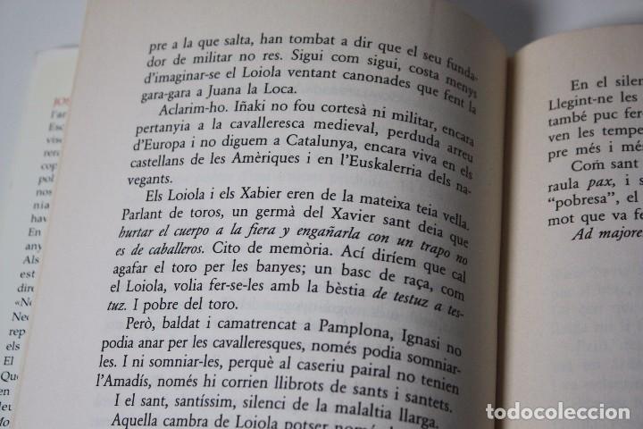 Libros de segunda mano: EL LOIOLA I EL SEUS (BALLARIN) DEDICATORIA AUTÓGRAFO AUTOR (1991) - Foto 11 - 86285168