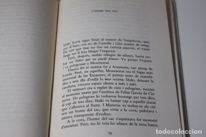 Libros de segunda mano: EL LOIOLA I EL SEUS (BALLARIN) DEDICATORIA AUTÓGRAFO AUTOR (1991) - Foto 12 - 86285168