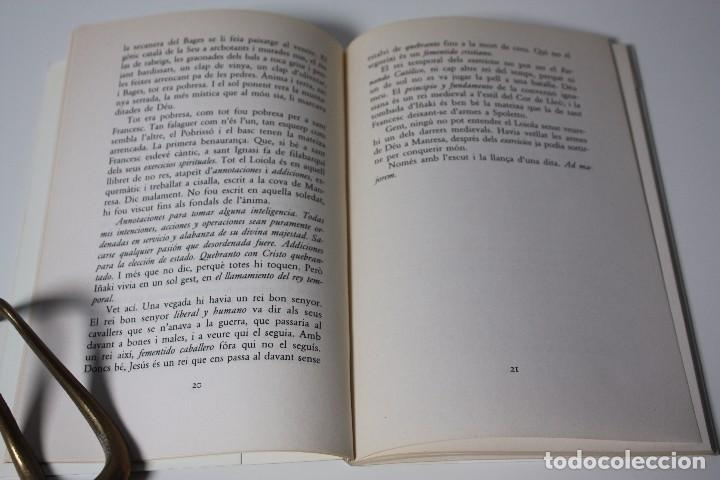 Libros de segunda mano: EL LOIOLA I EL SEUS (BALLARIN) DEDICATORIA AUTÓGRAFO AUTOR (1991) - Foto 13 - 86285168