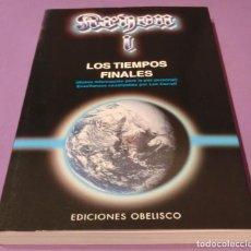 Libros de segunda mano: LOS TIEMPOS FINALES. KRYON I - LEE CARROLL (EDIC. 13 - 2011). Lote 86301672