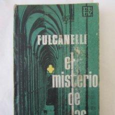 Gebrauchte Bücher - EL MISTERIO DE LAS CATEDRALES. FULCANELLI. ED. PLAZA&JANES ROTATIVA. 1969 - 86306080