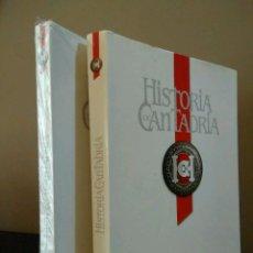 Libros de segunda mano: HISTORIA DE CANTABRIA I-II- LA CANTABRICA HISTORICA Y LA MONTAÑA. UNICOS,. Lote 86358688